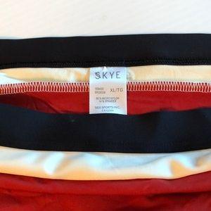 Skye Swimwear Swim - Skye Yulara Mid Waist Bikini Bottom